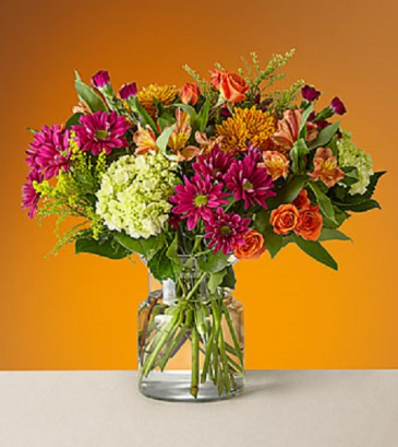 The Crisp & Bright Bouquet 21-F7