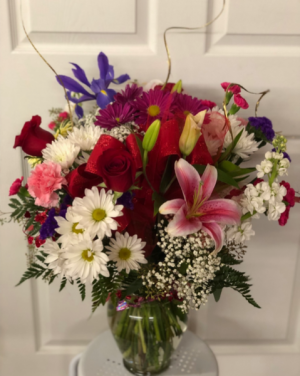 The Dazzler  in Jermyn, PA | Debbie's Flower Boutique