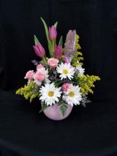 The Easter Garden Easter Flowers