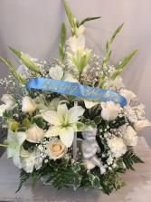 The Elegant Embrace Tribute  Sympathy