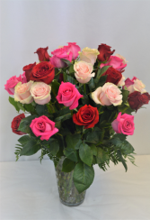 THE FABULOUS THREE DOZEN ROSES THREE DOZEN ROSE DESIGN