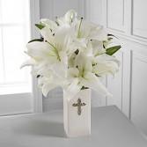 The Faithful Blessings Bouquet Flower Arrangement