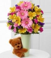 The Festive Big Hug® Bouquet