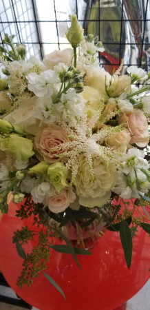 The Floral Collection Wedding Package