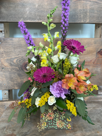 The Flower Box Fresh cut