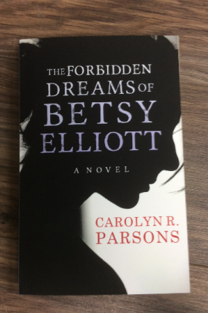 The forbidden dreams of Betsy elliott NL books