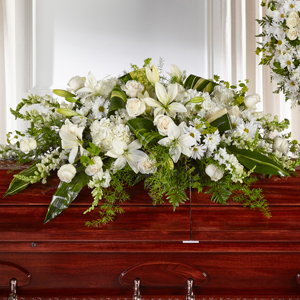 The FTD Abundance Casket Spray  Casket Spray