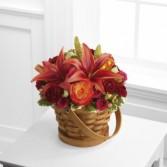 The FTD Abundant Harvest Basket
