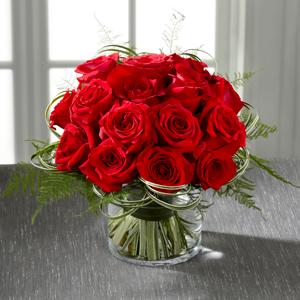 The FTD® Abundant Rose™ Rose Bouquet