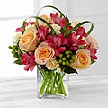 All Aglow Bouquet Flower Arrangement