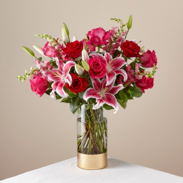The FTD Always You Luxury Bouquet 21-V4