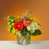 The FTD Autumn Glow Bouquet