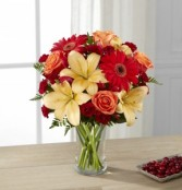 The FTD Autumn Roads Bouquet