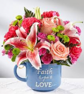 The FTD® Be Blessed Bouquet