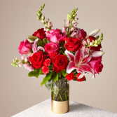 The FTD Be Mine Bouquet