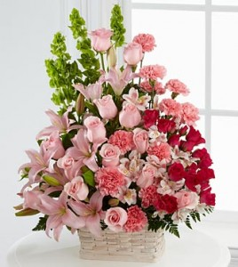 The FTD Beautiful Arrangement