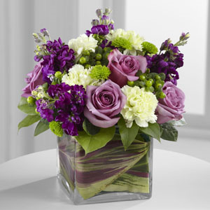 The FTD® Beloved® Bouquet C18-4858 Vased Arrangement