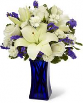The FTD® Beyond Blue Bouquet