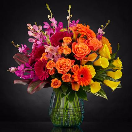 The FTD Beyond Brilliant Luxury Bouquet