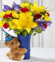 The FTD Big Hug Birthday Bouquet