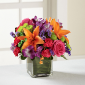 The FTD® Birthday Cheer™ Bouquet - VASE INCLUDED