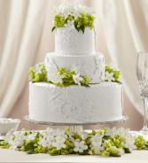 THE FTD® BLOOM & BLOSSOM™ CAKE DÉCOR W11-4647 Cake Decor