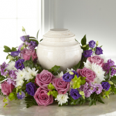 The FTD Blooming Sympathy Cremation Adornment Cremation Adornment