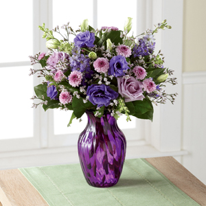 The FTD® Blooming Visions™ Bouquet - VASE INCLUDED
