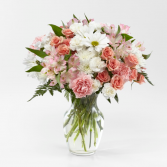 The FTD Blush Crush Bouquet