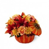 The FTD® Bountiful Bouquet - Deluxe  FTD Codified Arrangement