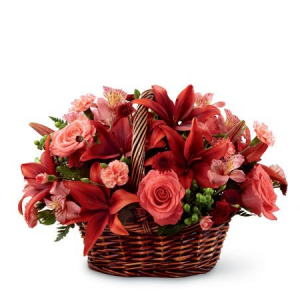 The FTD Bountiful Garden Bouquet   in Valley City, OH   HILL HAVEN FLORIST & GREENHOUSE