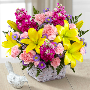 The FTD® Bright Lights™ Bouquet   in Valley City, OH | HILL HAVEN FLORIST & GREENHOUSE