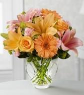 The FTD Brighten Your Day Bouquet Flower Arrangement
