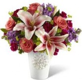 The FTD California Chic Bouquet for Kathy Ireland  Arrangment
