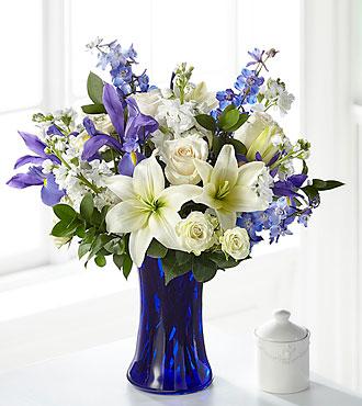 The FTD Calming Comfort Bouquet