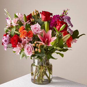 The FTD Candy Hearts Bouquet