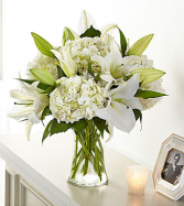 The FTD Compassionate Lily Bouquet