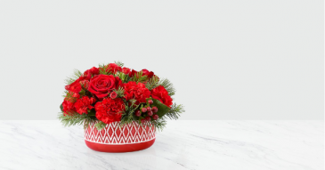 The FTD® Cozy Comfort Bouquet