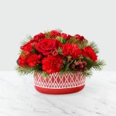 The FTD® Cozy Comfort Bouquet Vased Arrangement