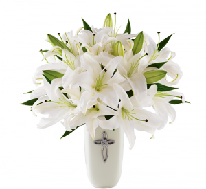 The FTD® Faithful Blessings™ Bouquet - VASE INCLUD  in Kanata, ON | Brunet Florist