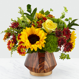 The FTD Fall Harvest Bouquet Any Occasion