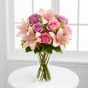 The FTD® Farewell Too Soon™ Bouquet Vase Included