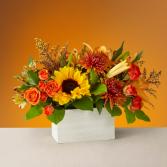 The FTD Golden Hour Bouquet