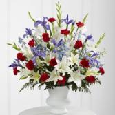 The FTD Gratitude Arrangement Vase Arrangement