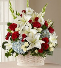 The FTD Greater Glory Basket
