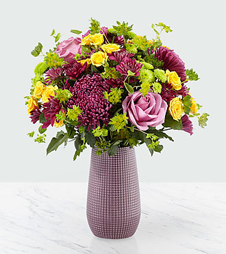 The FTD Hand Gathered Bouquet