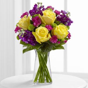 Happy Times™ Bouquet Flower Arrangement