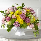 The FTD Healing Thoughts Arrangment Vase Arrangement