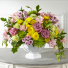 The FTD Healing Thoughts Arrangment Vase Arrangement