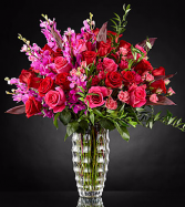 The FTD Heart Wishes Luxury bouquet